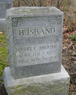 Harry Clayton Broome