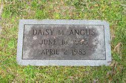 Daisy M Angus