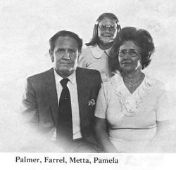 Joseph Farrel Palmer