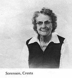Cresta <I>Hansen</I> Sorensen