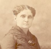 Harriet Newell <I>Mitchell</I> Wright
