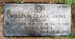 William Clark Akins