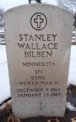 Stanley Wallace Bilben