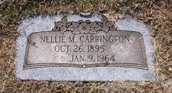 Nellie May <I>Hunt</I> Carrington