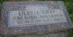 Lilly Edith <I>Gray</I> Gray