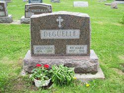 "Josephine Flora ""Josie"" <I>Virlee</I> DeGuelle"