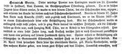 """Johann Hermann Heinrich """"Henry"""" Berte"""