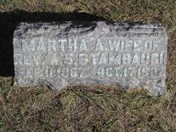 Martha Ann <I>Pangborn</I> Stambaugh