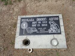 """Nicolaza """"Nicky"""" <I>Rivera</I> Alviso"""