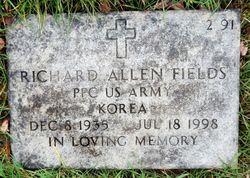 Richard Allen Fields