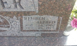 Reubin Alfred Tucker