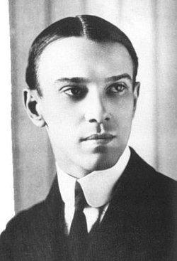 Vaslav Fomich Nijinsky