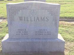 Moses Richard Williams