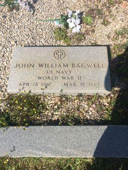 John W Bagwell