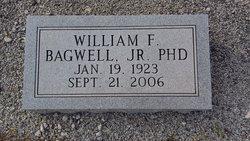 William Francis Bagwell, Jr