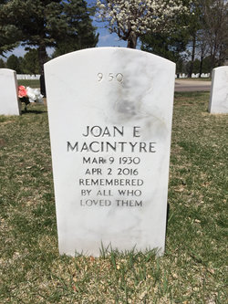 Joan E. Macintyre