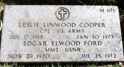 Leslie Linwood Cooper