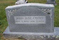 "Julia Jane ""Jennie"" Coffey"