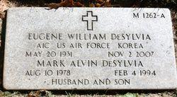 Mark Alvin DeSylvia