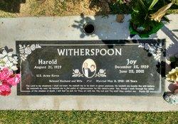Joy <I>Gray</I> Witherspoon