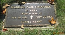 Maurice Paul Gregoire