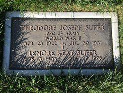 Theodore Joseph Slifer
