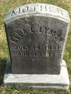 Ella Louisa <I>Graves</I> Lyman