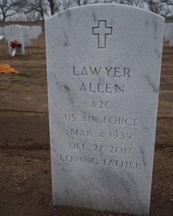 Lawyer Allen