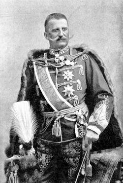 GEN Géza Fejervary
