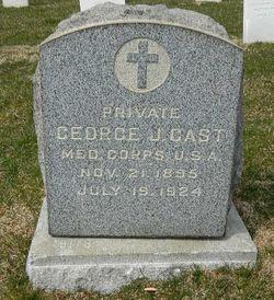 George J Cast