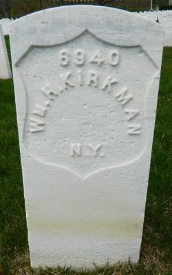 CPL William H Kirkman