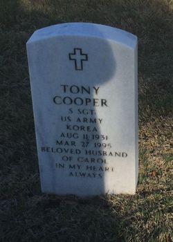 Tony Cooper
