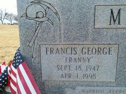 Francis George May