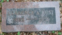 Clarence A Rust