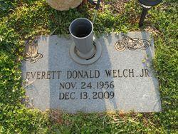 """Everett Donald """"Don"""" Welch, Jr"""