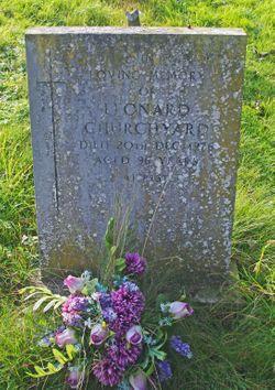 Leonard Churchyard