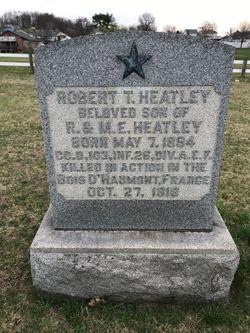 Robert Taylor Heatley