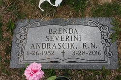 Brenda <I>Severini</I> Andrascik