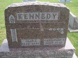 """Clarinda I """"Clara"""" <I>Speck</I> Kennedy"""
