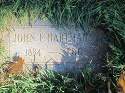 John Ferdinand Hartmann