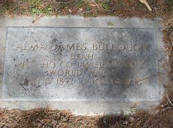 Alma James Bullough