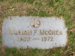 William Francis McCrea