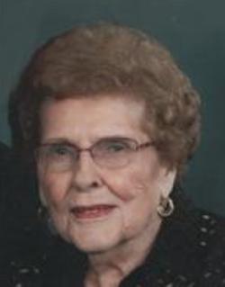 Betty Lou <I>Royall</I> Wright