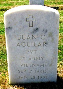 Juan C Aguilar