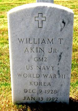 William T Akin, Jr