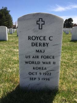 Royce C Derby