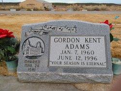 Gordon Kent Adams