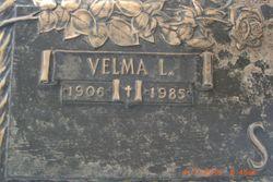 Velma <I>Wilkerson</I> Smith