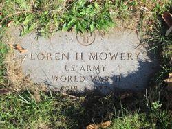 Loren H Mowery