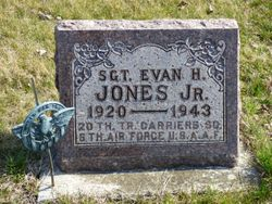 Sgt Evan Hugh Jones, Jr